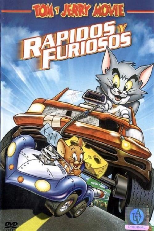Tom y Jerry en la super carrera (2005) Repelisplus Ver Ahora Películas Online Gratis Completas en Español y Latino HD