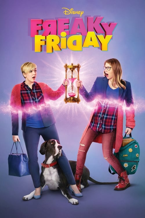 Freaky Friday (2018) Poster