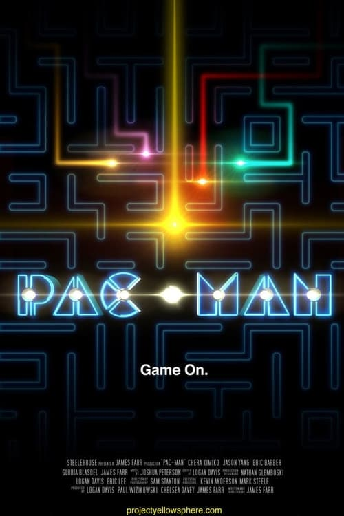 Pac-Man the Movie (2012) PelículA CompletA 1080p en LATINO espanol Latino
