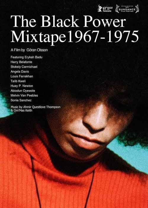 The Black Power Mixtape 1967-1975 (2011) Film complet HD Anglais Sous-titre