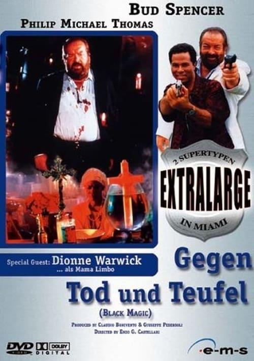 Extralarge: Black Magic (1992) Poster