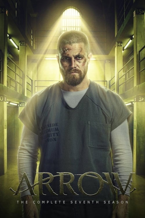 Cover of the Season 7 of Arrow