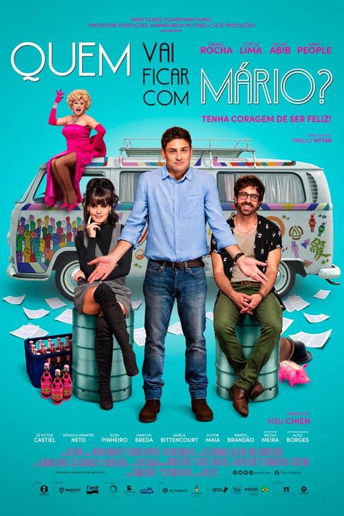 Quem Vai Ficar com Mário?  – FULL HD 1080p Nacional