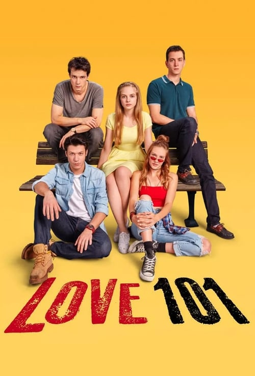 Cover of the Season 1 of Love 101