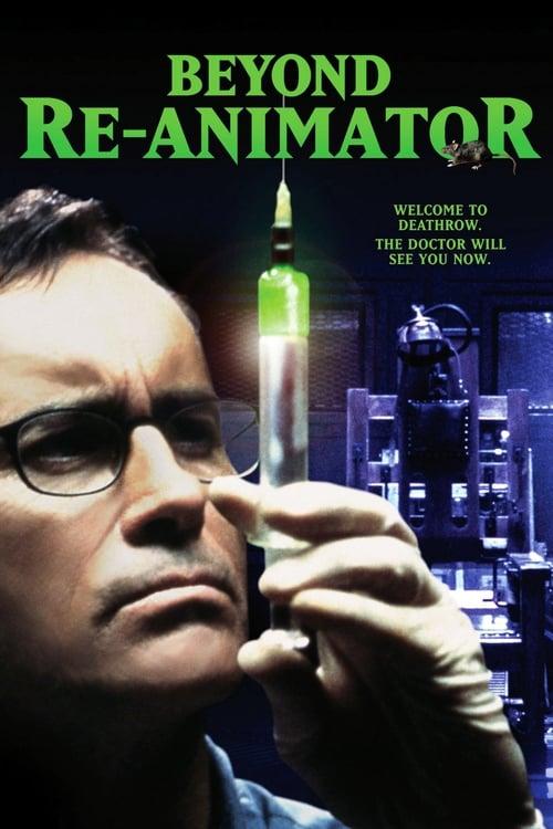 Beyond Re-Animator (2003) Watch Full Movie Streaming Online