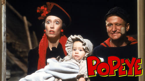 Popeye (1980) Watch Full Movie Streaming Online