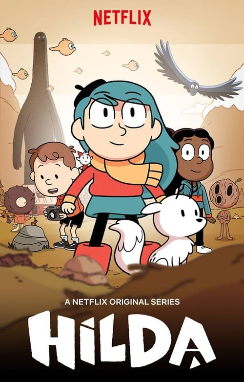 Cover of the Season 1 of Hilda