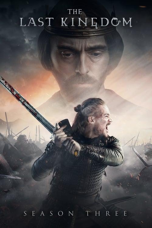 Cover of the Season 3 of The Last Kingdom