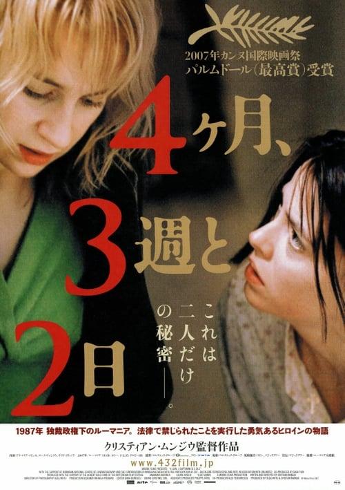 4ヶ月、3週と2日 (2007) Watch Full Movie Streaming Online