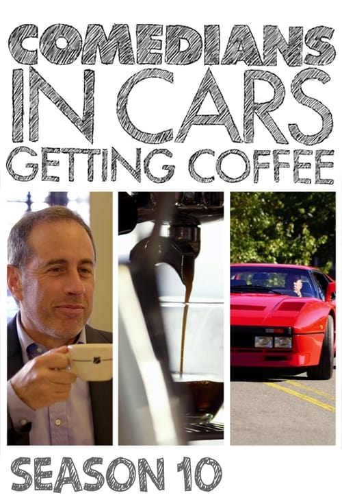 Cover of the Season 10 of Comedians in Cars Getting Coffee