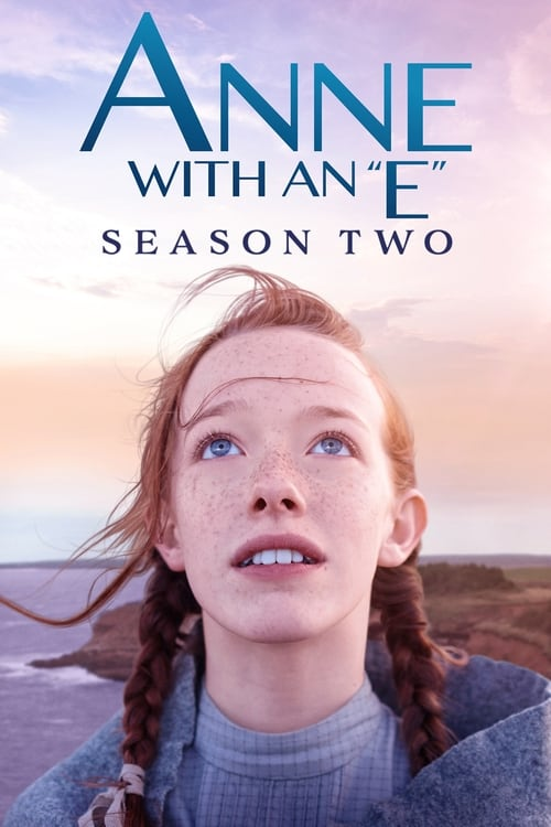 Cover of the Season 2 of Anne with an E