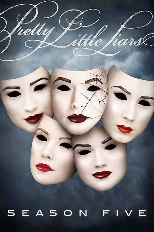 Cover of the Season 5 of Pretty Little Liars