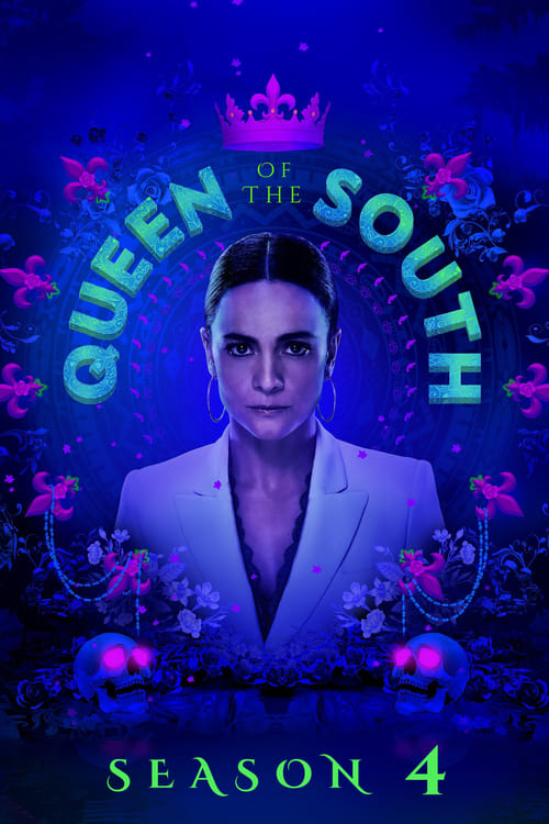 Cover of the Season 4 of Queen of the South