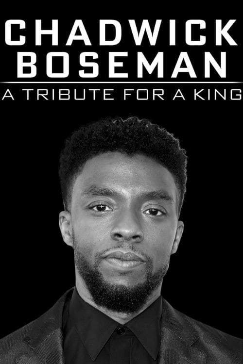Watch Chadwick Boseman A Tribute for a King Online