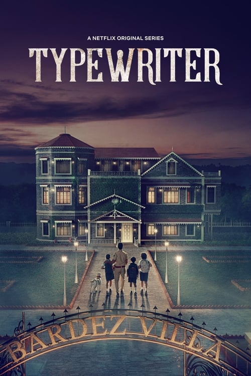 Cover of the Season 1 of Typewriter