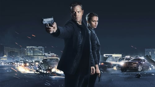 Jason Bourne (2016) Watch Full Movie Streaming Online