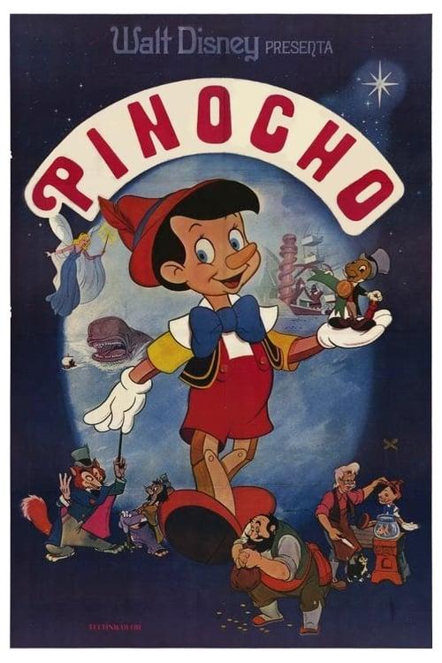Pinocho (1940) Repelisplus Ver Ahora Películas Online Gratis Completas en Español y Latino HD