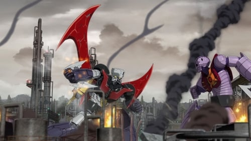 Mazinger Z: Infinity (2017) Watch Full Movie Streaming Online
