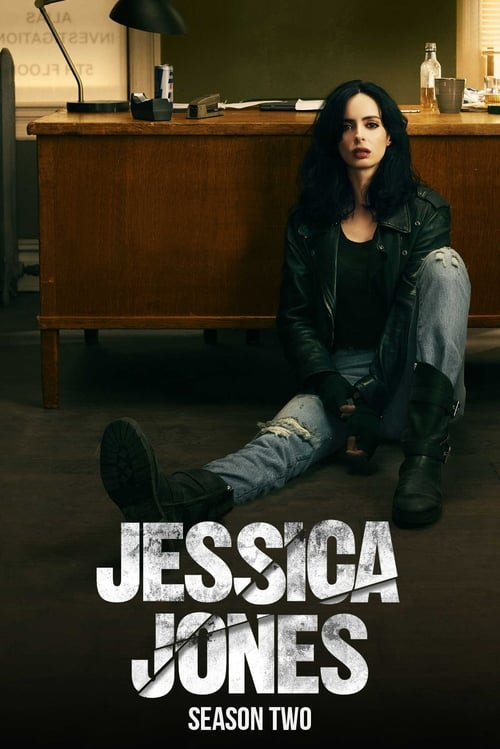 Cover of the Season 2 of Marvel's Jessica Jones