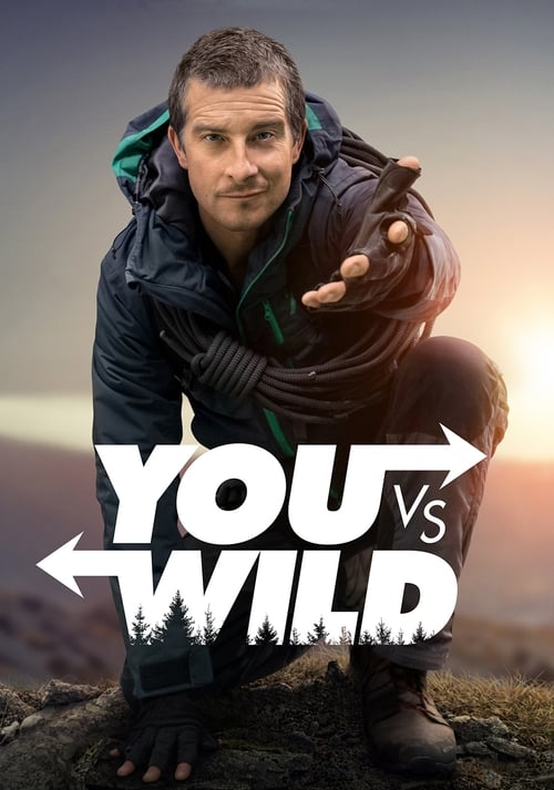 Cover of the Season 1 of You vs. Wild