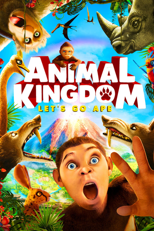 Animal Kingdom: Let's go Ape (2015) is a amazing movie in