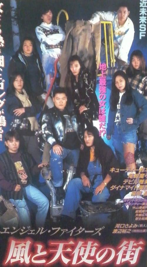 Regarder エンジェル・ファイターズ 風と天使の街 (1995) le film en streaming complet en ligne