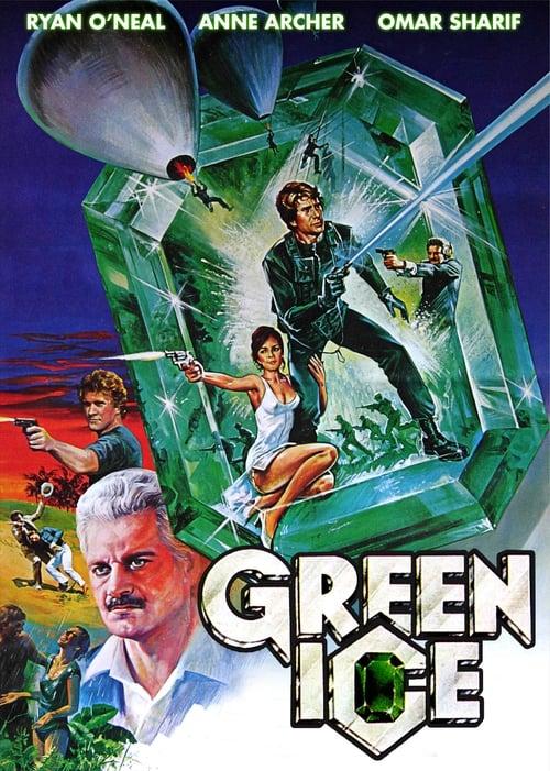 Zelený ľad