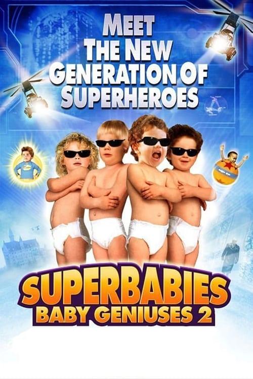Malí géniovia 2: Superdecká