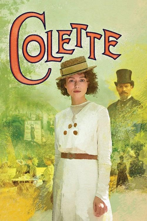 Colette: Príbeh vášne