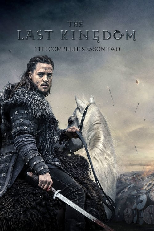 Cover of the Season 2 of The Last Kingdom