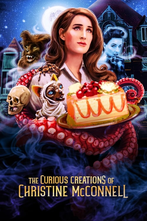 Cover of the Season 1 of The Curious Creations of Christine McConnell
