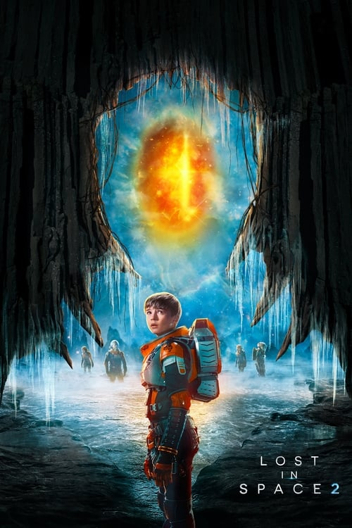 Cover of the Season 2 of Lost in Space