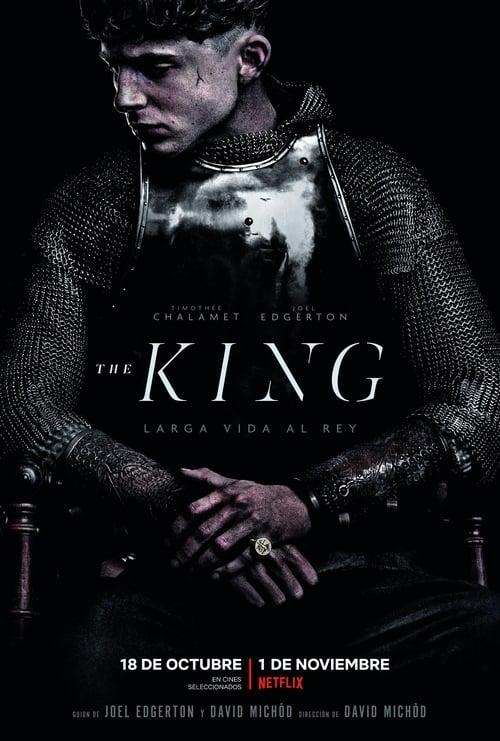 The King (2019) Repelisplus Ver Ahora Películas Online Gratis Completas en Español y Latino HD