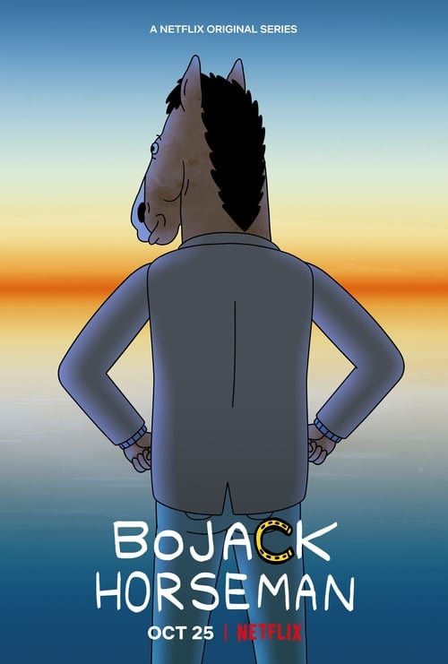 Cover of the Season 6 of BoJack Horseman