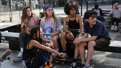 Skate Kitchen (2018) Watch Full Movie Streaming Online