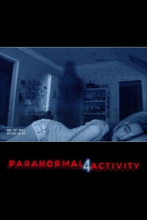 Paranormal Olay 4