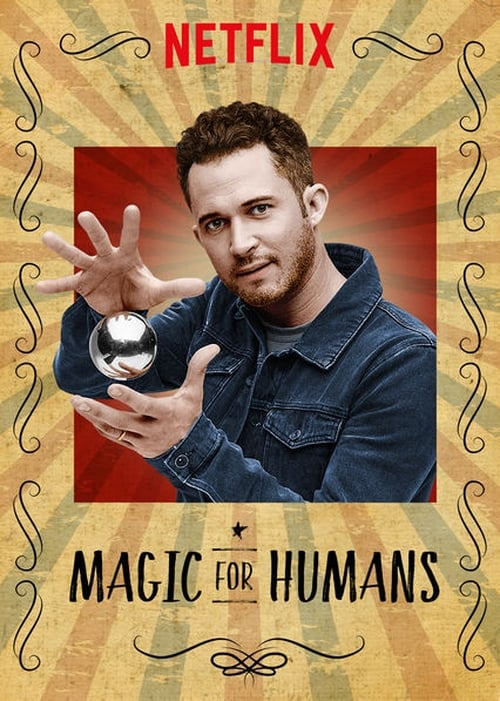 Cover of the Season 3 of Magic for Humans