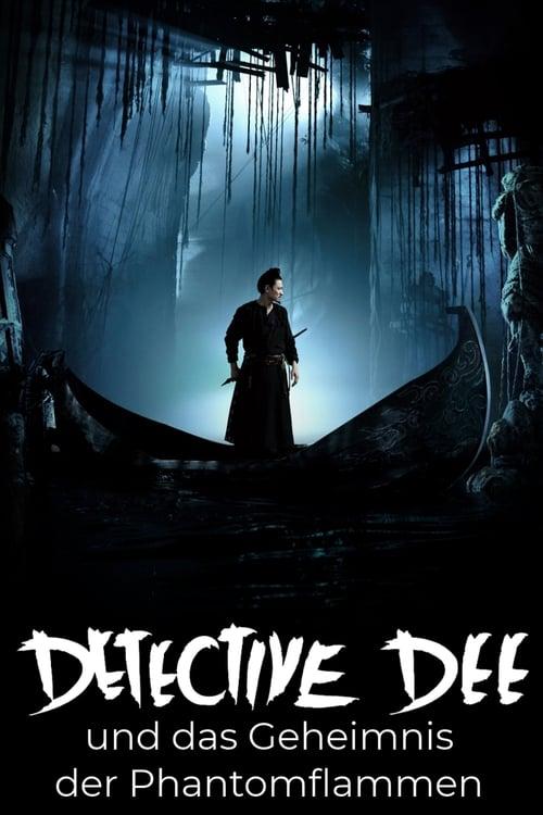 Detektív Dee a záhada smrtiaceho ohňa