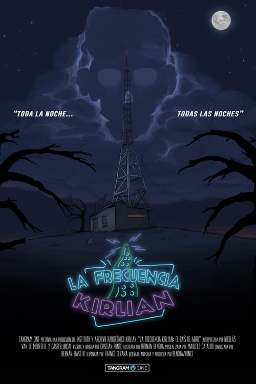 Cover of the Season 1 of The Kirlian Frequency