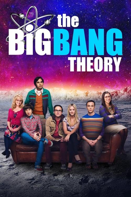 Cover of the Season 11 of The Big Bang Theory