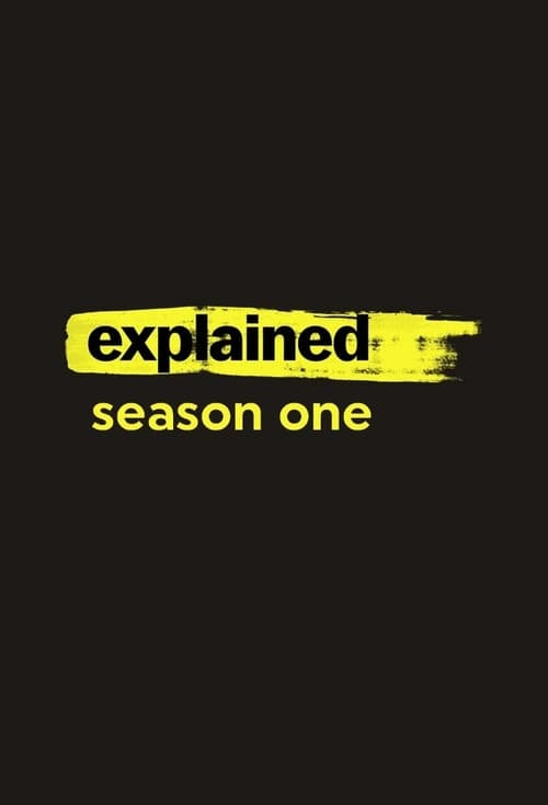 Cover of the Season 1 of Explained