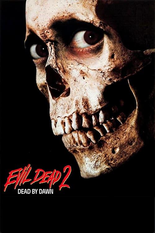watch Evil Dead II full movie online stream free HD