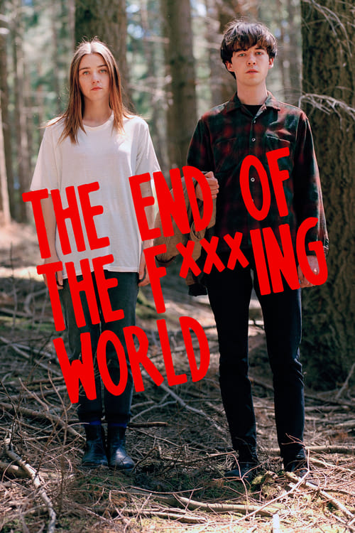 Cover of the Season 1 of The End of the F***ing World