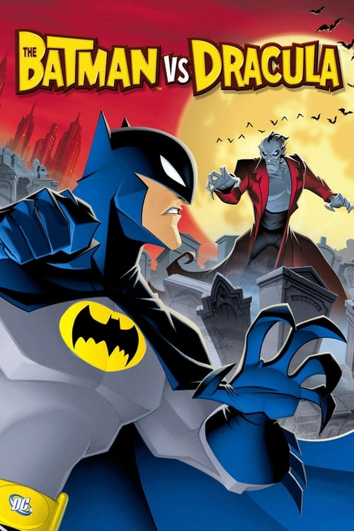 Batman vs Dracula