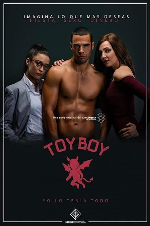 Cover of the Season 1 of Toy Boy