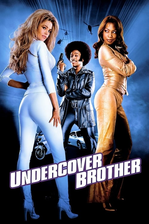 Undercover Brother (2002) Watch Full Movie Streaming Online