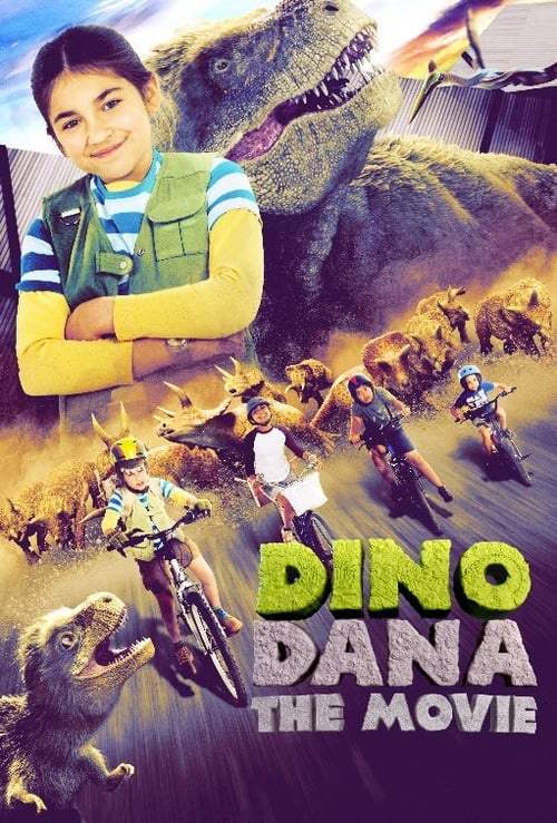 Watch Dino Dana: The Movie Online