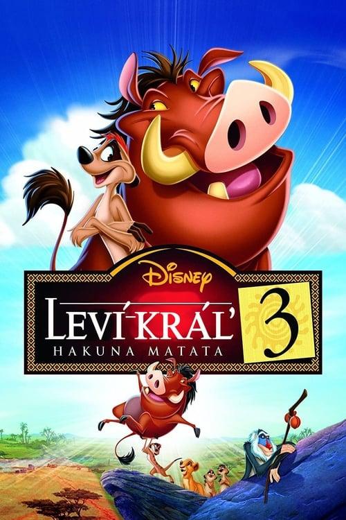 Leví kráľ 3 - Hakuna Matata