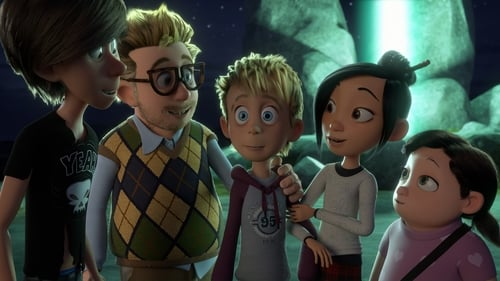 Luis and the Aliens (2018) Watch Full Movie Streaming Online