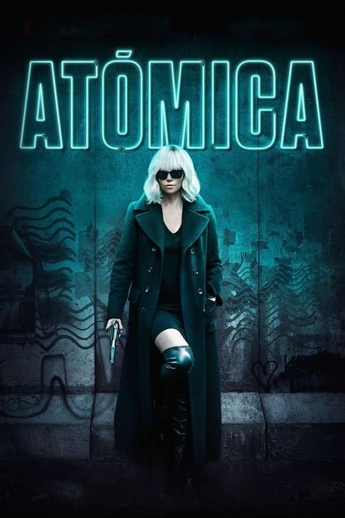 Atómica (2017) PelículA CompletA 1080p en LATINO espanol Latino